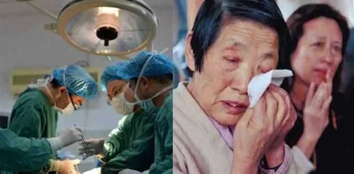 兒媳做開顱手術,手術前一直盯著垃圾桶,我起疑翻開,全場哽咽