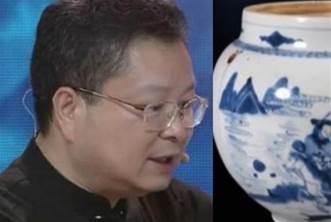 男子花3萬買走阿嬤的傳家寶「瓷罐子」,拿去鑒定,專家看後:趕緊還回去!